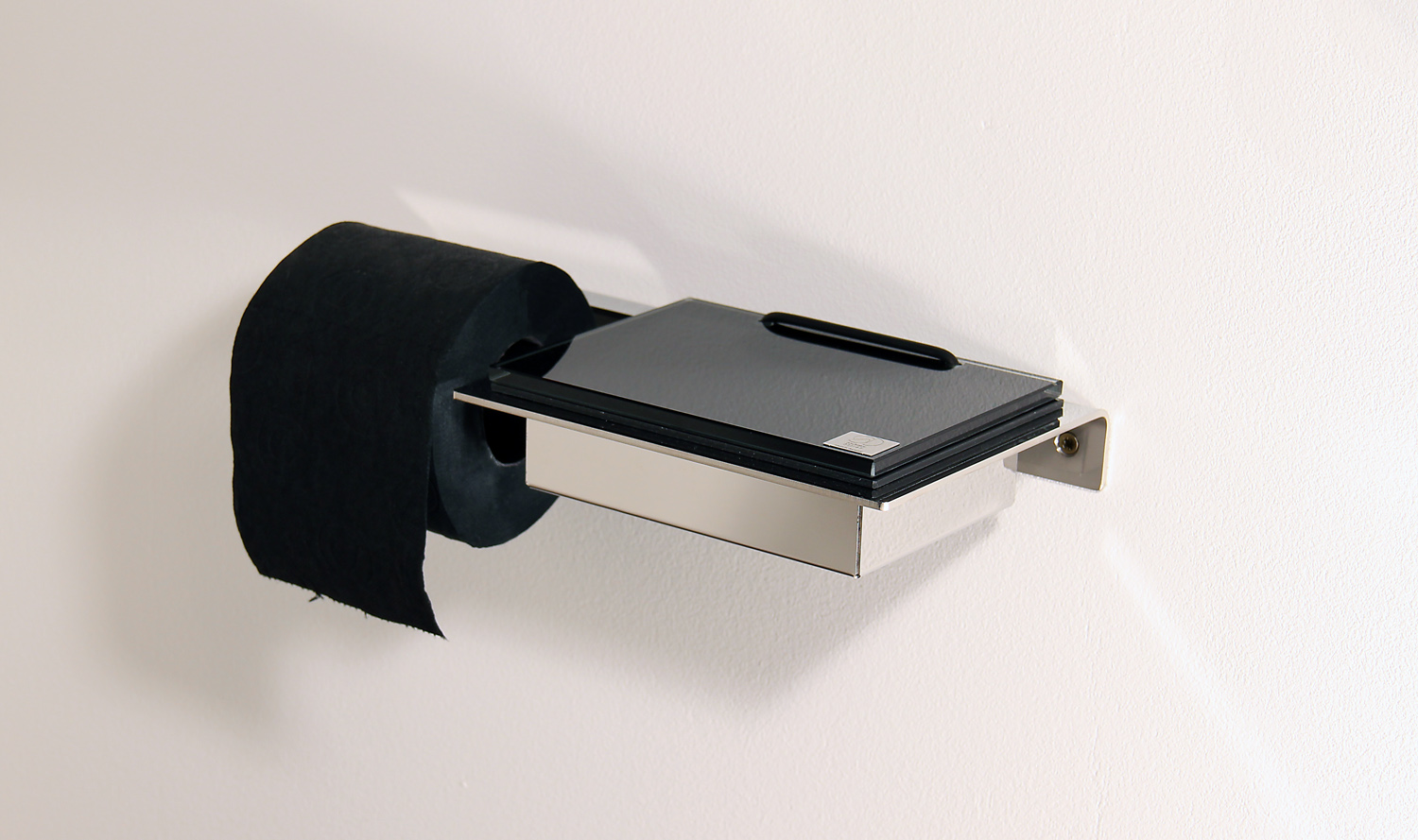 Wet Wipe Holder And Toilet Paper Holder Stainless Steel