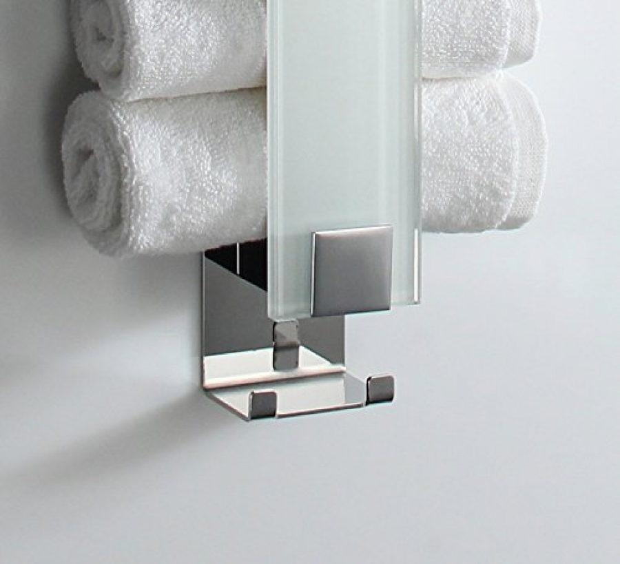 Towel holder -white