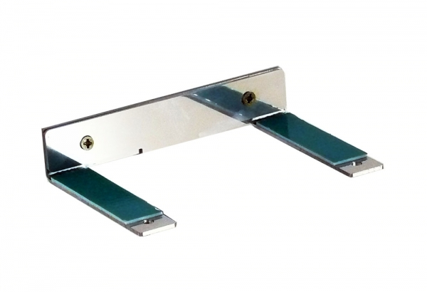 Wall bracket for wet wipe box